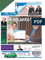 Journal de L'Oie blanche du 22 février 2012