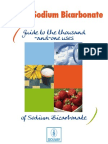 Sodium Bicarbonate house Brochure En