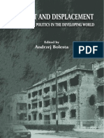 Conflict and Displacement