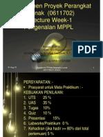 Widyatama.lecture.manajemen Proyek Perangkat Lunak (0611702)-Week01-Introduction-V1.1