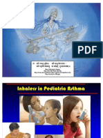 Inhalers in Pediatric Asthma