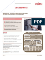 Data Center Services Factsheet