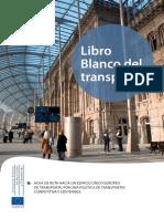 Hoja de Ruta hacia un único espacio europeo de transporte