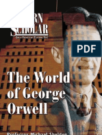 The World of George Orwell - Michael Shelden