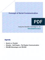 Concept of Serial Communication