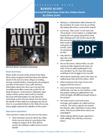 The Buried Alive Discussion Guide