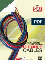 Single Core & Multicore Flexible Cables