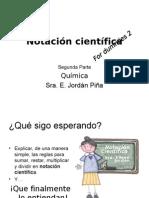 Notación Científica for dummies 2