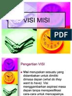 VISI MISI