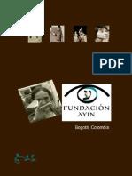 Brochure Fundación AYIN
