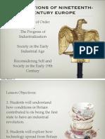 22 Foundations of Nineteenth-Century Europe