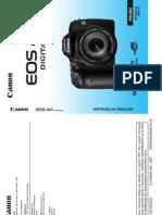 Canon 40D Manual PL Druk