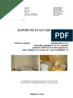 proiect la estimarea valorii intreprinderii a unui apartamet