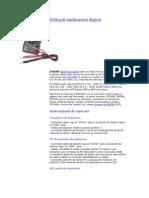 DT830B Multimetru Digital