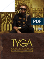 Digital Booklet - Careless World