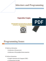 8051 Architecture and Programming by S Gupta
