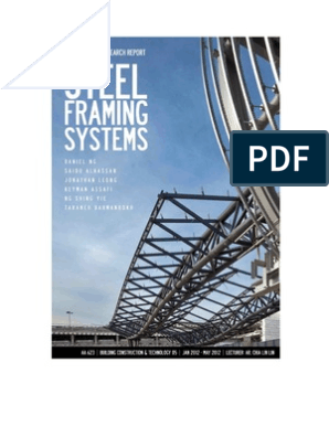 STEEL Building Construction and Technology 5 | Deep