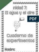 CUADERNO EXPERIMENTOS