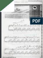 Chi Mai (Piano ru