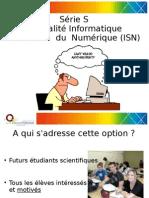 Présentation SPE ISN (1)