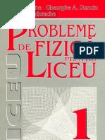 CONE, Gabriela Et Al. - [PROBLEME de FIZICA PENTRU LICEU] 01 Mecanica, Fenomene Termice (Tif)