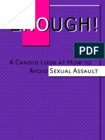 Enough! a Candid Look at How to Avoid Sexual Assault Free eBook