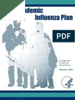 Us Flu Plan