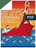 Port Symphonies, Pointe a Callières, Montreal