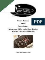 iDDHM-M User's Manual Final_Wordv2003_Rev6