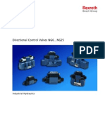 Directional Control Valves Ng6 Ng32 Do3 d10