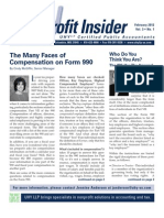 UHY Not-For-Profit Newsletter - February 2012
