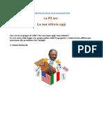 Gianni Barbacetto -La P2 Ieri e La Sua Vittoria Oggi