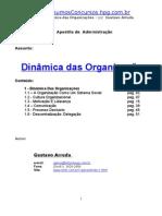 Adm P01 DinamicaOrganiz Arruda