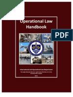 Operational Law Handbook 2011