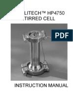 HP4750 Instruction Manual v.2