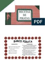 RECETAS DE PIRATAS