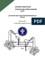 p2b j3l111130 Tia Rahmatul Awaliah Ph Meter Dan Pen Go Per Asian Ph Meter