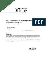 Office 2010 Modul