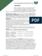 Manual Formateo de Pc