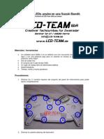 Bandit K5 gauge LEDs