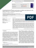 Montoya Colom Ferrin Psycho Education Review Eur Psychiatry 2011