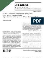 Carta Global 5 Acosta Globalizacion