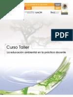 Curso La Educacion Ambiental en la Práctica Docente