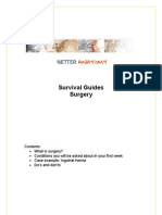 Survival Guide Surgery