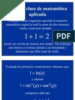 1 + 1 = 2 (orgullosamente ingeniero)