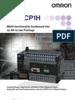 P055-E1-2 CP1H