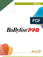 Catalogo Babyliss  08 Feb 2012