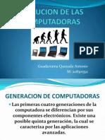 Evolucion de Las as Antonio Guadarrama Quezada 208305511