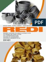 REDI Sewage Catalogue