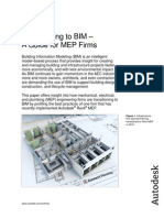 Revit MEP - Transition to BIM